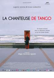 Affiche du film La Chanteuse de tango