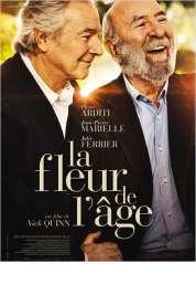 L'affiche du film La Fleur de l'âge