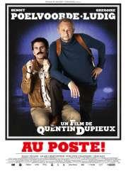 L'affiche du film Au Poste !
