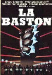 Affiche du film La Baston