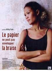 Affiche du film Le Papier ne peut pas envelopper la braise