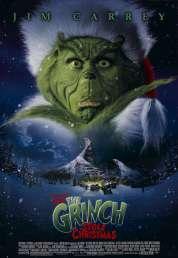 L'affiche du film Le Grinch