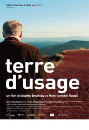 Affiche du film Terre d'usage