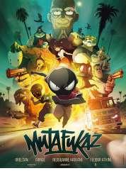 L'affiche du film Mutafukaz