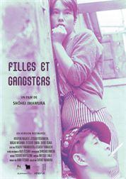 L'affiche du film Filles et Gangsters