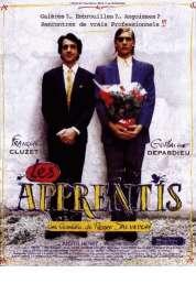 L'affiche du film Les apprentis