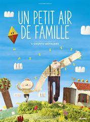 L'affiche du film Un petit air de famille