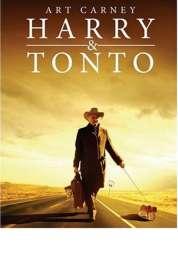 Affiche du film Harry et Tonto