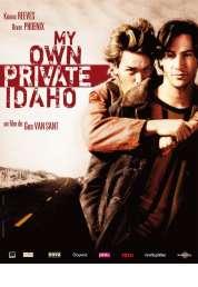 L'affiche du film My own private Idaho