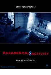 Affiche du film Paranormal Activity 2