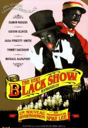Affiche du film The very black show