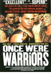 L'affiche du film L'âme des guerriers