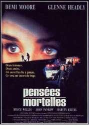 Affiche du film Pensées mortelles