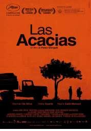 Affiche du film Les Acacias