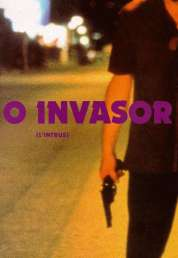 Affiche du film O invasor (l'intrus)