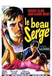 L'affiche du film Le beau Serge