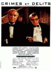 Affiche du film Crimes et délits