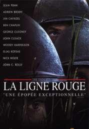 Affiche du film La ligne rouge