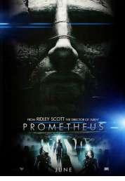 Affiche du film Prometheus