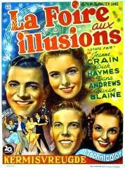 Affiche du film La Foire Aux Illusions