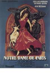 Affiche du film Notre-Dame de Paris