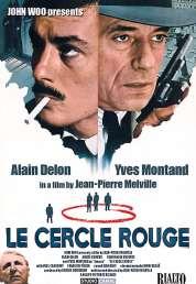 L'affiche du film Le cercle rouge