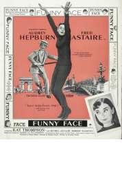 L'affiche du film Drôle de frimousse