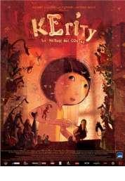 L'affiche du film Kérity la maison des contes