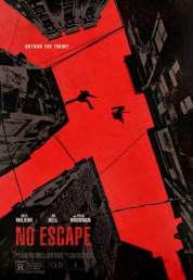 Affiche du film No Escape