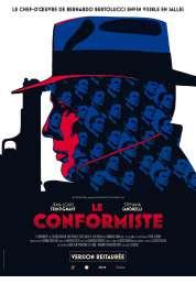 L'affiche du film Le Conformiste