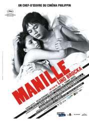 L'affiche du film Manille: dans les grilles des ténèbres