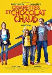 L'affiche du film Cigarettes et chocolat chaud