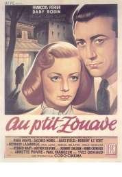 Affiche du film Au P'tit Zouave