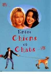 Affiche du film Entre chiens et chats