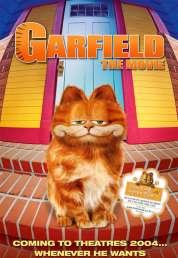 Affiche du film Garfield