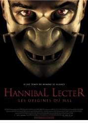 Affiche du film Hannibal Lecter : les origines du mal