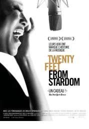 L'affiche du film Twenty Feet from Stardom