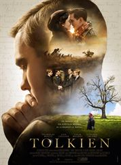 L'affiche du film Tolkien