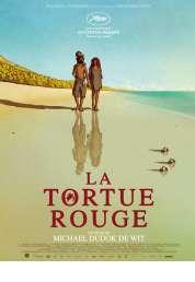 L'affiche du film La Tortue rouge