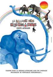 Affiche du film La Balade des éléphants