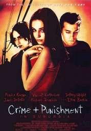 Affiche du film Crime + punishment