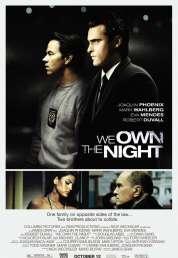 L'affiche du film La Nuit nous appartient