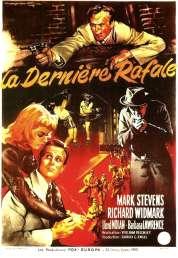Affiche du film La Derniere Rafale