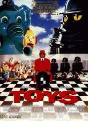 Affiche du film Toys