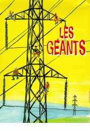 Affiche du film Les géants