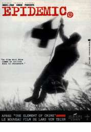 L'affiche du film Epidemic