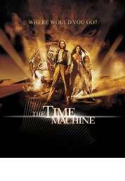 Affiche du film La machine à explorer le temps