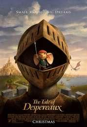 Affiche du film La Légende de Despereaux