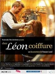 Affiche du film Chez Léon Coiffure