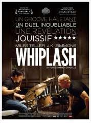 L'affiche du film Whiplash